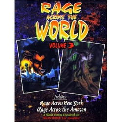 Werewolf: The Apocalypse: Rage Across the World, vol. 3