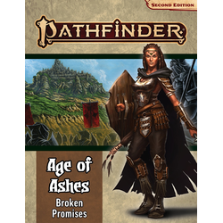 Pathfinder Adventure Path: Broken Promises (Age of Ashes 6)