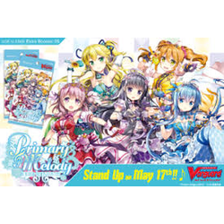 Cardfight!! Vanguard: Primary Melody Booster Display (12 booster packs)