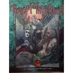 Vampire: The Masquerade: Time Of Thin Blood (Begagnad) )