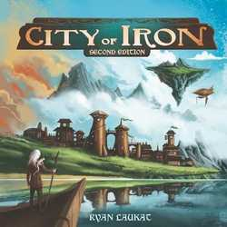 City of Iron (2nd ed)
