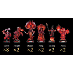 LOKA: Fire Set (red)