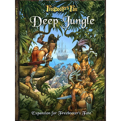 Deep Jungle - Rulebook Expansion