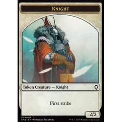 Magic löskort: Commander Anthology 2018: Knight Token