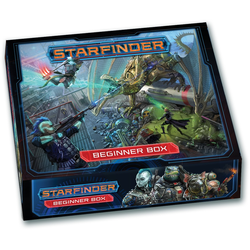 Starfinder: Beginner Box