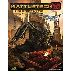 Battletech: Era Report 2750