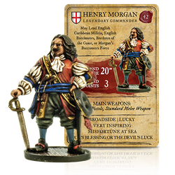 English Henry Morgan