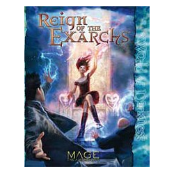 Mage: The Awakening: Reign of the Exarchs, Inbunden