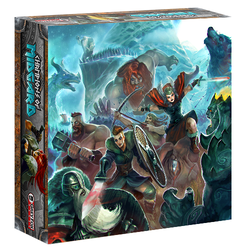 Champions of Midgard: Jarl Edition expansion set