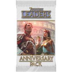 7 Wonders: Leaders Anniversary Pack (eng. regler)