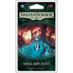 Arkham Horror: The Card Game - Where Doom Awaits