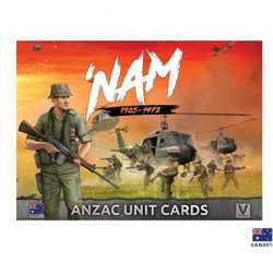 'Nam Unit Cards – ANZAC Forces in Vietnam