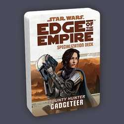 Star Wars: Edge of the Empire: Specialization Deck - Bounty Hunter Gadgeteer