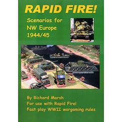 Rapid Fire Scenarios for NW Europe 1944/45