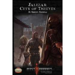 Savage Worlds RPG: Jalizar City of Thieves