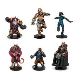 DreadBall: BlastBall Survivors - All-Stars MVP Pack
