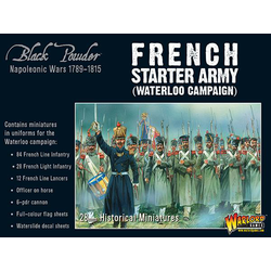 Napoleonic: French Starter Army (Waterloo, new)