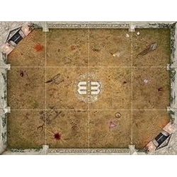 Mage Wars Arena: Salenia Play Mat