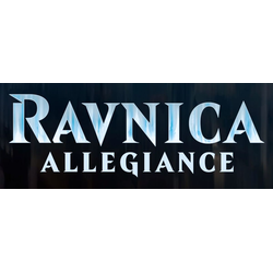 Magic the Gathering: Ravnica Allegiance Two-headed Giant Prerelease 19/9