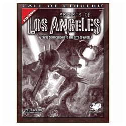Call of Cthulhu: Secrets of Los Angeles