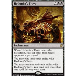 Magic löskort: Dragons of Tarkir: Hedonist's Trove