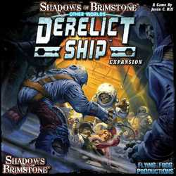 Shadows of Brimstone: Derelict Ship