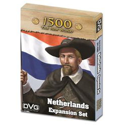 1500: The New World - Netherlands