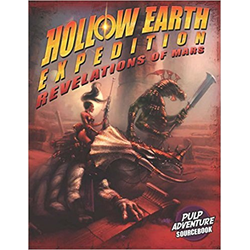 Hollow Earth Expedition: Revelations of Mars