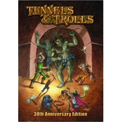 Tunnels & Trolls, 30th Anniversary Edition (Tin Box)
