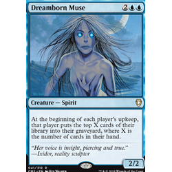 Magic löskort: Commander Anthology 2018: Dreamborn Muse