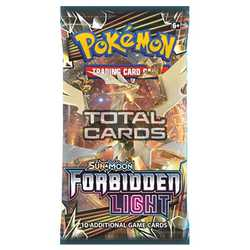 Pokemon TCG: Sun & Moon 6 Forbidden Light Booster Pack