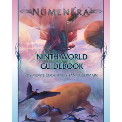 Numenera: The Ninth World Guide Book