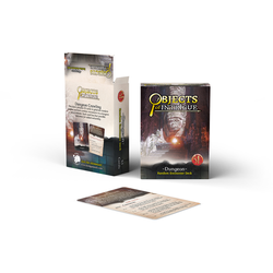 Nord Games: Objects of Intrigue - Dungeon