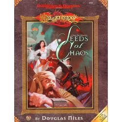 ADD 2nd Ed: DragonLance - Seeds of Chaos (1998)