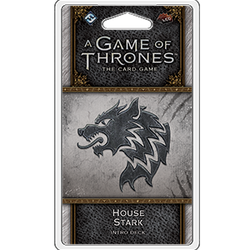 A Game of Thrones LCG (2nd ed): House Stark Intro Deck