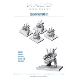 Halo: Ground Command - Covenant Hunters Box