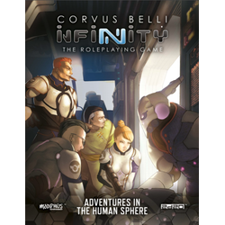 Infinity RPG: Adventures in the Human Sphere