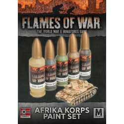 German Afrika Korps Paint Set