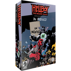 Hellboy: The Board Game - In Mexico
