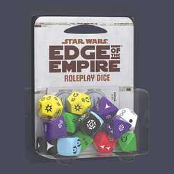Star Wars: Edge of the Empire / Age of Rebellion / Force and Destiny: Roleplaying Dice