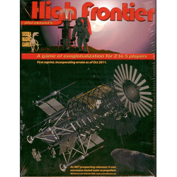 High Frontier 4th Edition - intresseanmälan