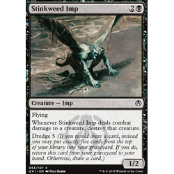 Magic löskort: Guild Kits: Stinkweed Imp