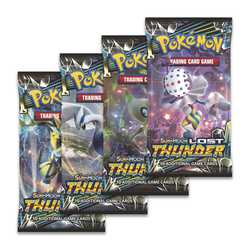 Pokemon TCG: Sun & Moon - Lost Thunder Booster Pack