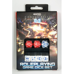 Infinity RPG Dice Set: Nomad