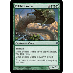 Magic löskort: Conspiracy: Pelakka Wurm