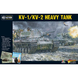 Soviet KV 1/2 Plastic box set