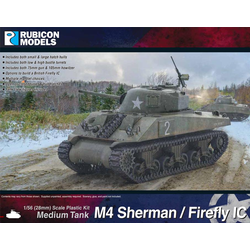 Rubicon: British M4 Sherman / Firefly IC