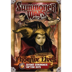 Summoner Wars: Phoenix Elves Second Summoner Faction Deck