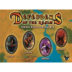 Defenders of the Realm: Hero Expansion 3