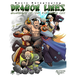 Dragon Lines: Guardians of the Forbidden City
